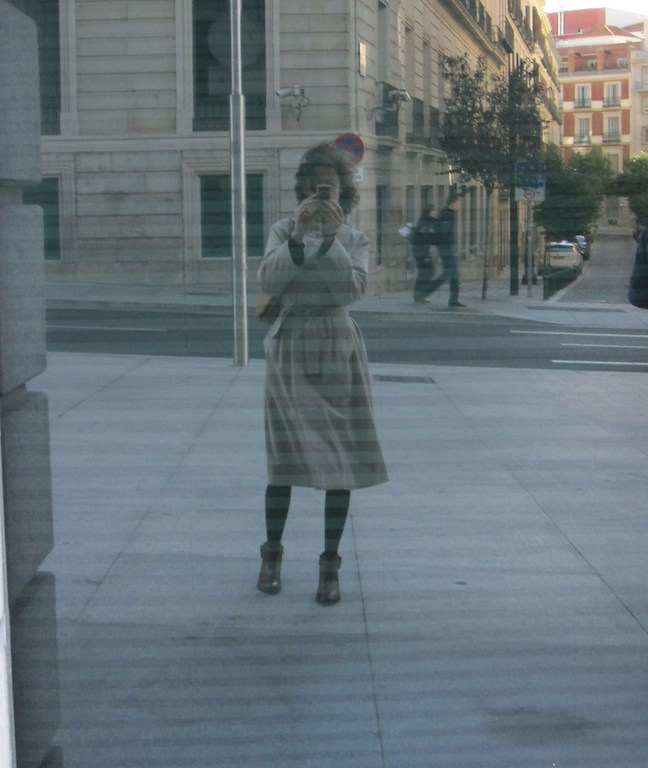 burberry vintage trench madrid