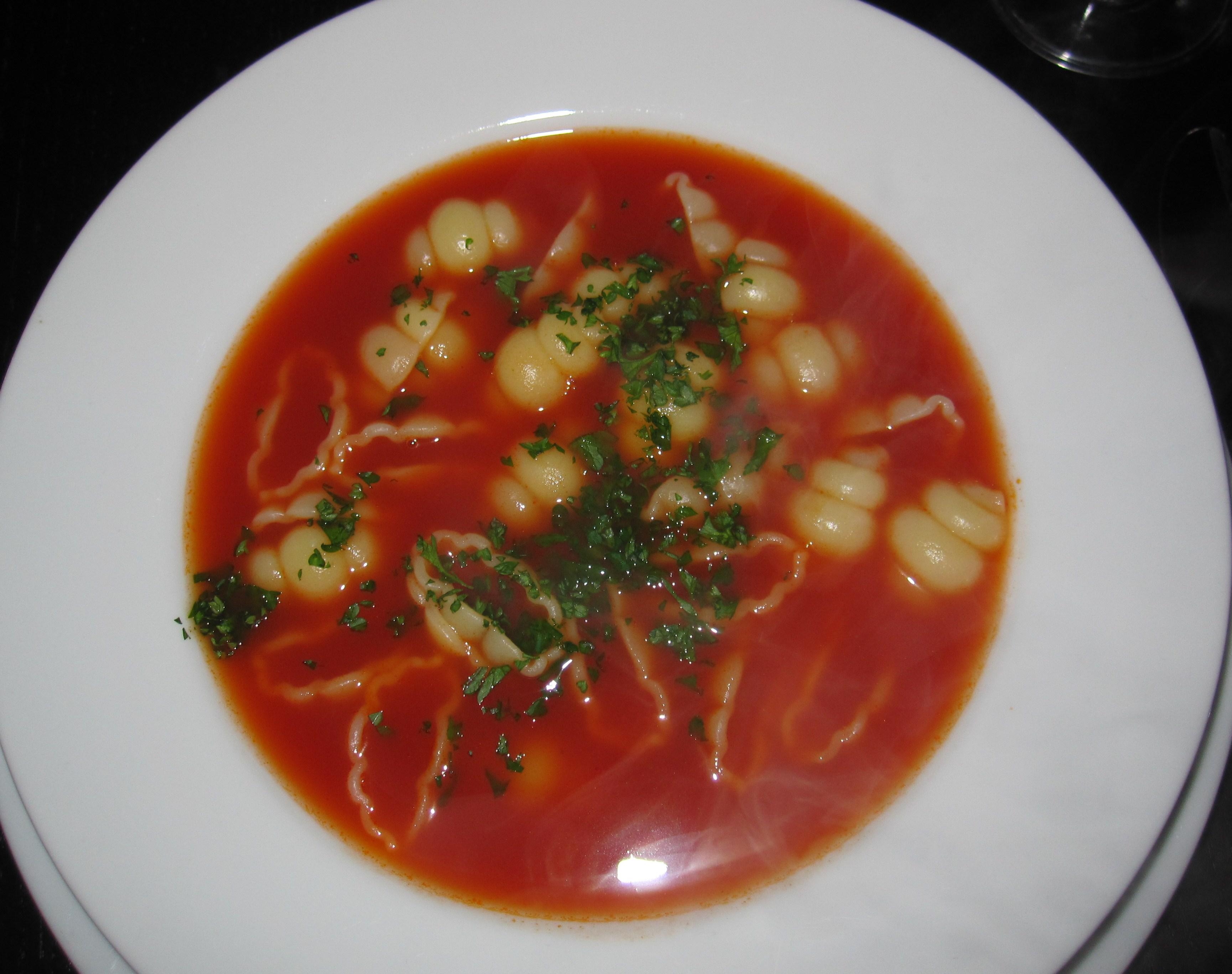 Polish Tomato Soup