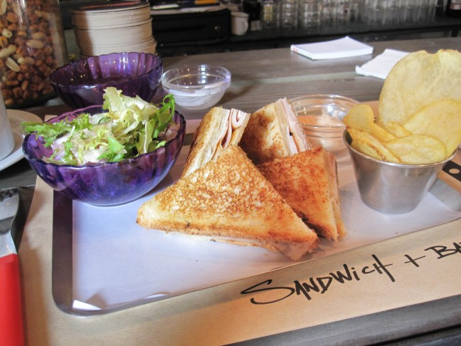 Naif Madrid Sandwiches