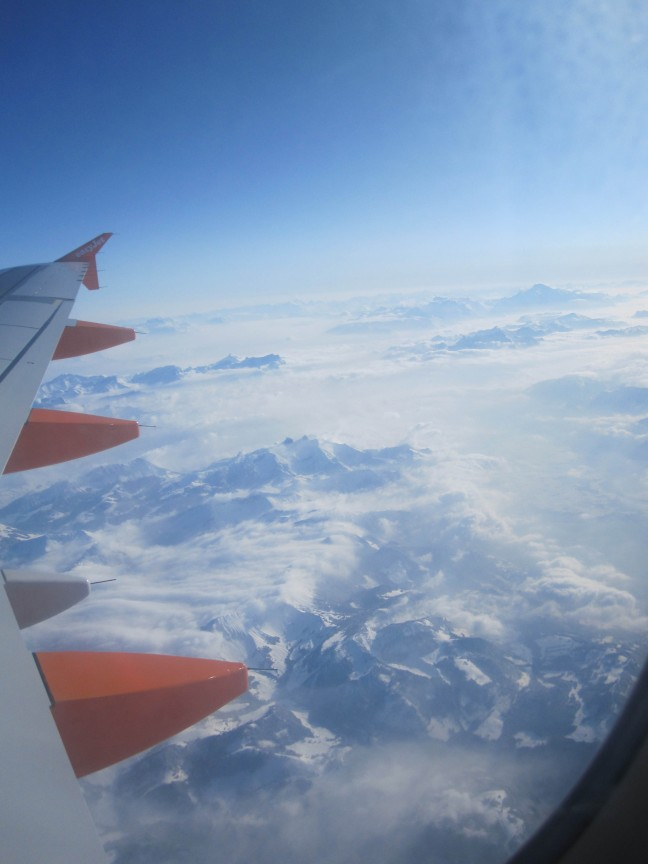 Basel Alps Easy Jet