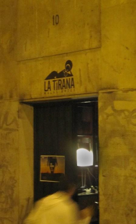 La Tirana Malas Artes