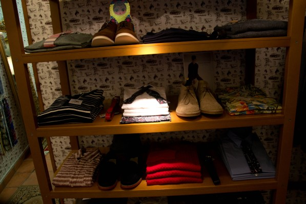 mens clothes Mini Madrid