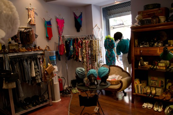 Magpie Vintage Shop Madrid
