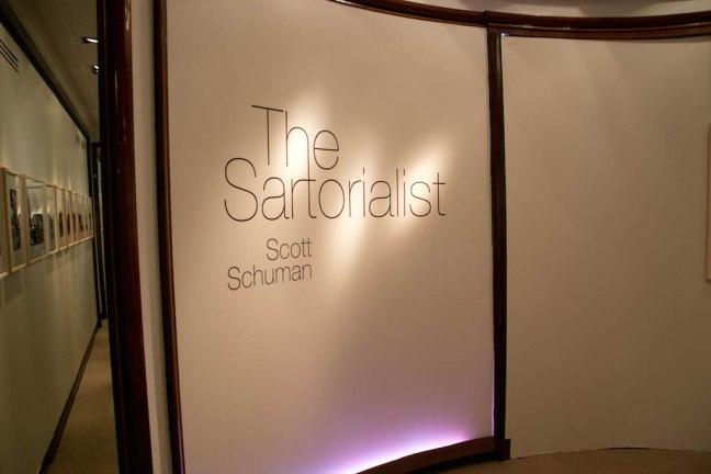sartorialist exhibition madrid