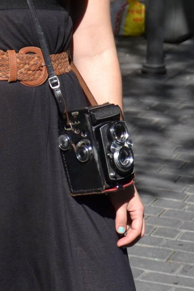 Madrid Street Style Malasana moda callejera