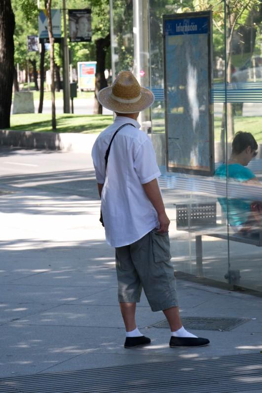 Street Style Salamanca Madrid