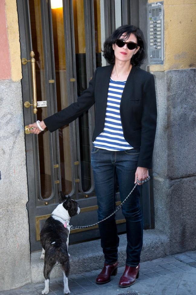 Madrid Street Style French Chic moda callejera