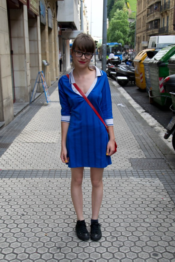 Street Style San Sebástian