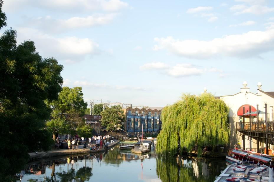 Camden Lock Village London