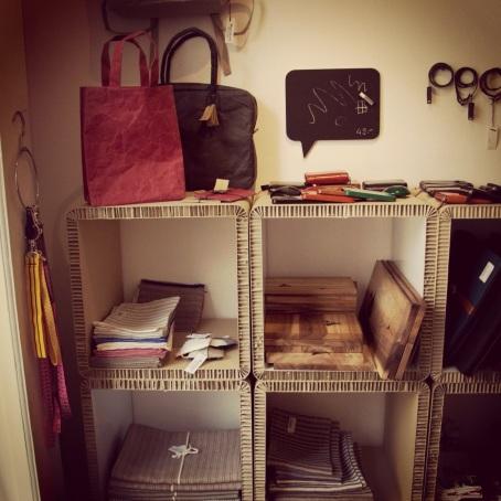 Paper bags Marinsel Basel