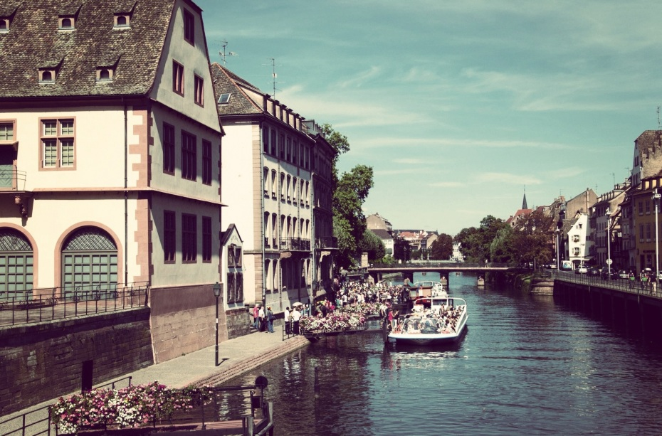 Strasbourg Historical Center