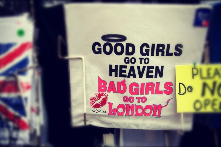 Good Girls and Bad Girls