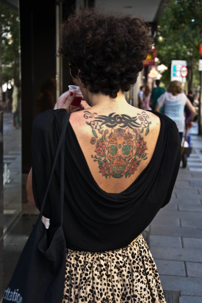 Street Style Madrid Malasana