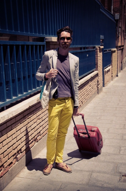 moda callejera madrid