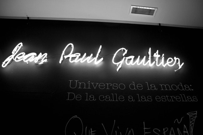 Jean-Paul Gaultier Mapfre Madrid