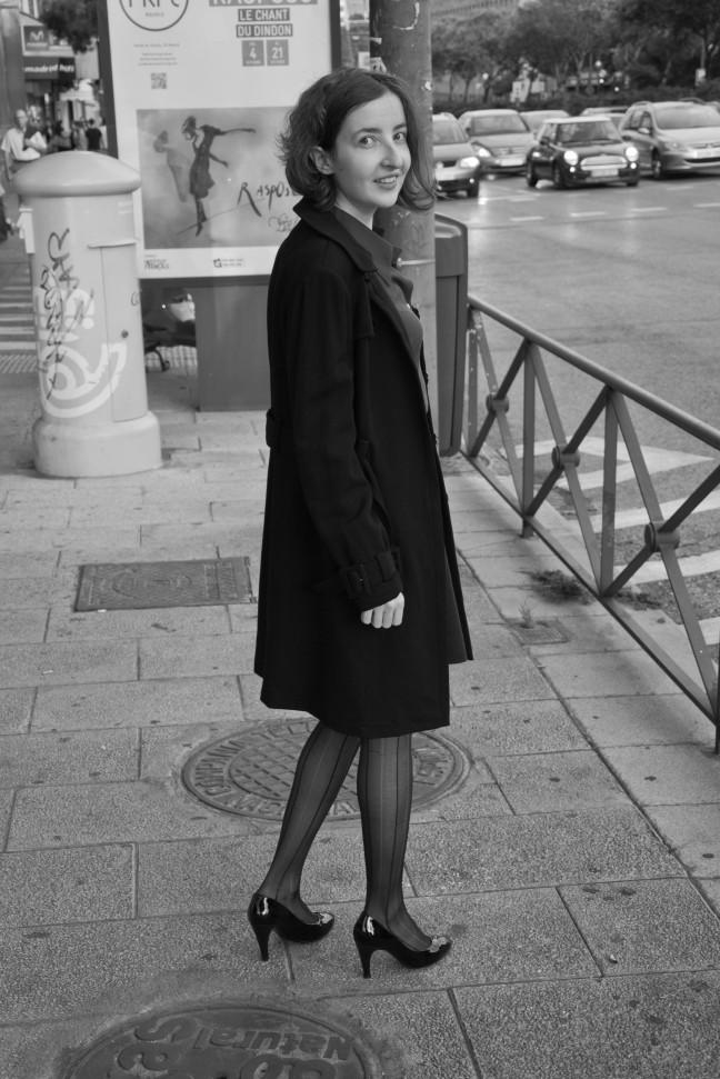 Madrid Street Style Dior
