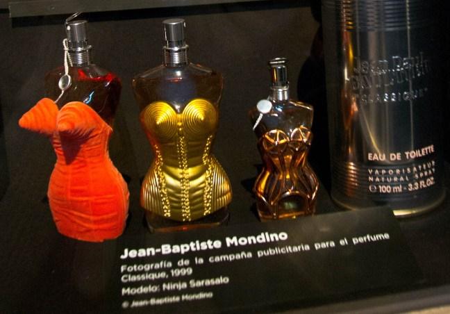 Jean-Paul Gaultier perfume bottles