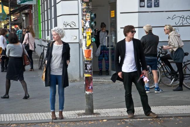 Street Style Berlin Mitte