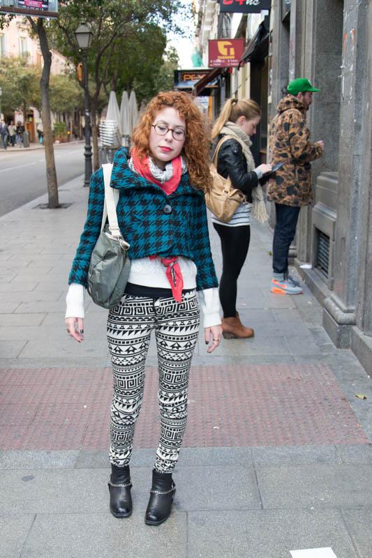 Madrid Street Style Malasaña