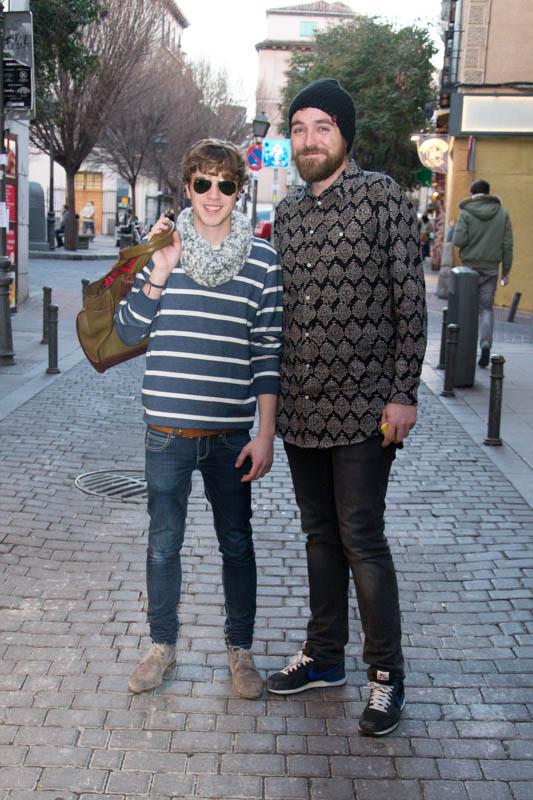 Street Style Malasaña Madrid