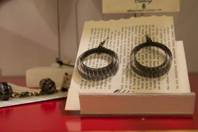 Oddity-London Film Earrings