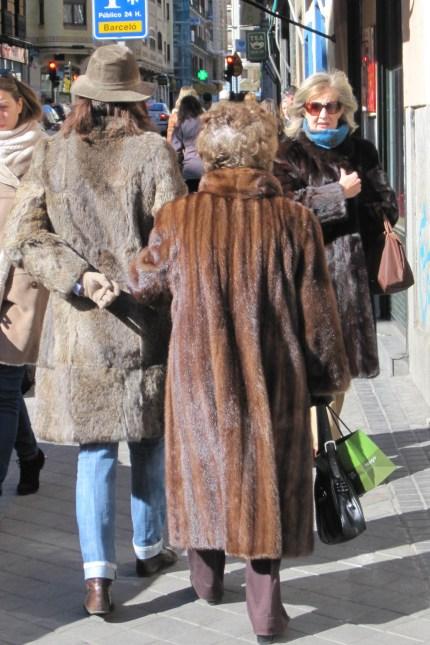 Street Style Madrid Chueca
