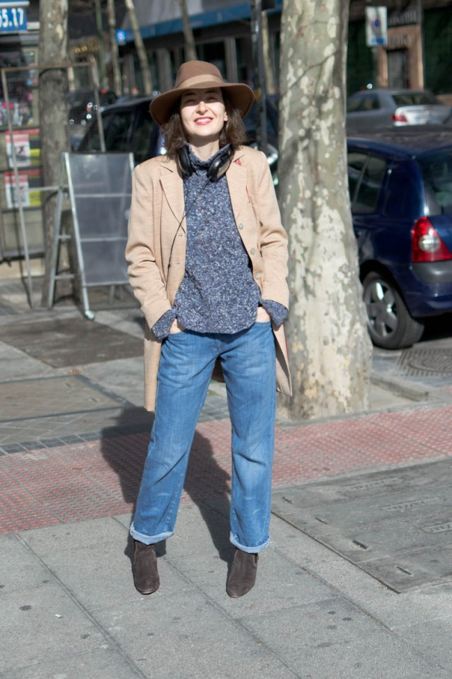 Casual Chic Sombrero MAdrid