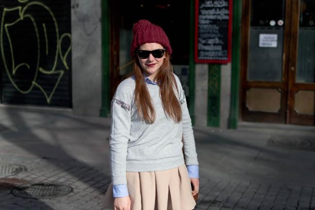 Street Style Madrid Hoodie