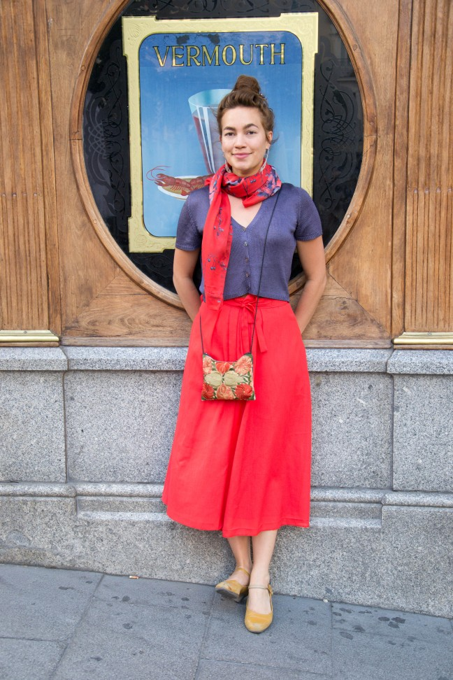 Street Style Traditional Chueca Madrid