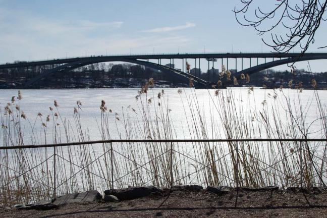 Stockholm spring