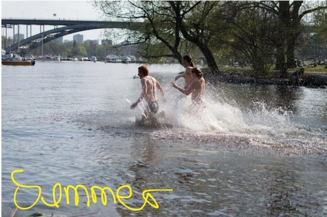 Summer Stockholm