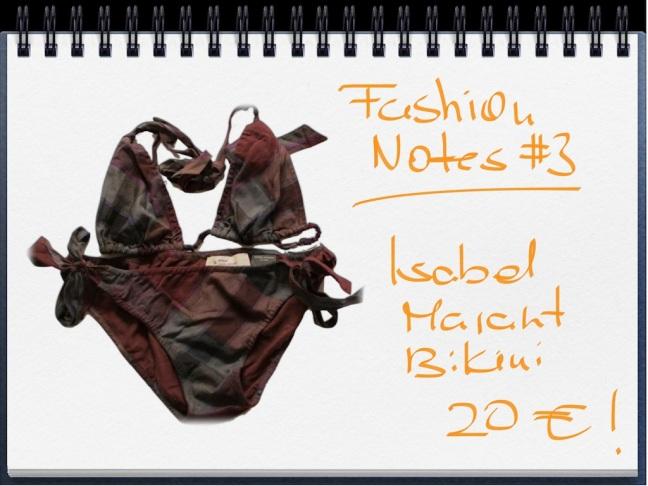 isabel marant bikini Madrid