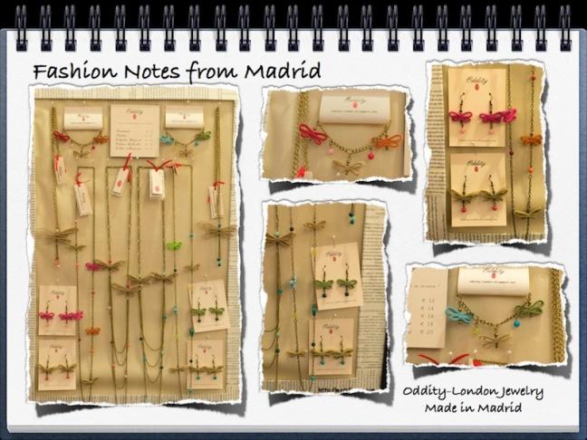 Oddity London Summer Jewellery Madrid
