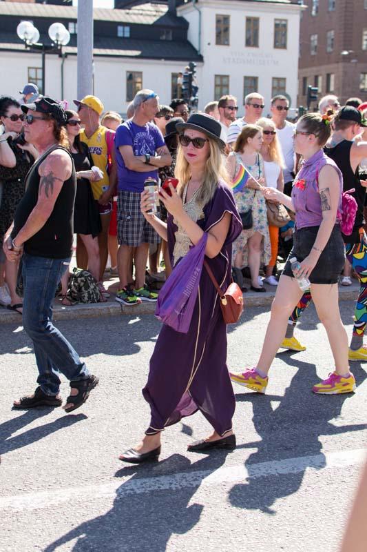 Gay Pride Stockholm 2013