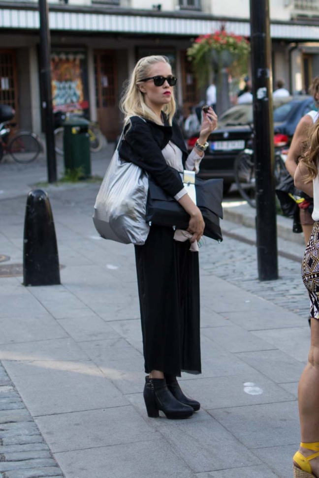 Stockholm Streetstyle Fashion Week