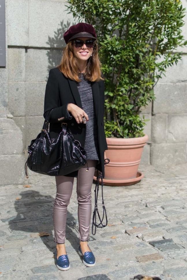 Street style Madrid Prado