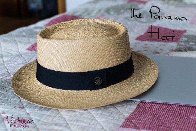 Ecua-Andino Panama Hat