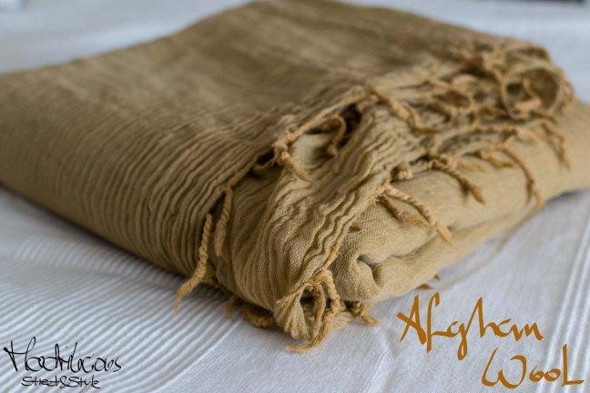 Afghan Wool 2nd Downtown Madrid