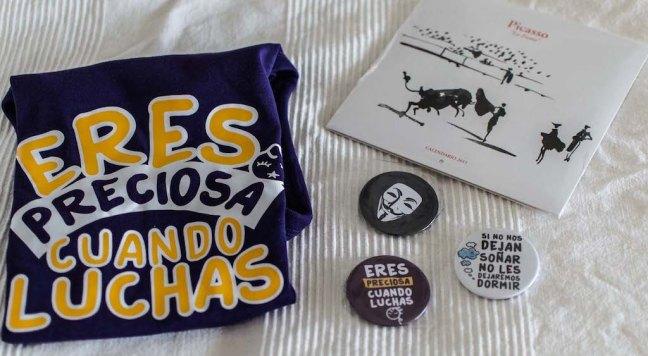 Madrid Shopping Rebellion