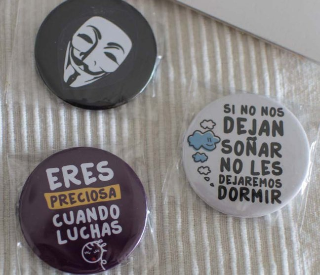Saturday Shopping Madrid Rebellion