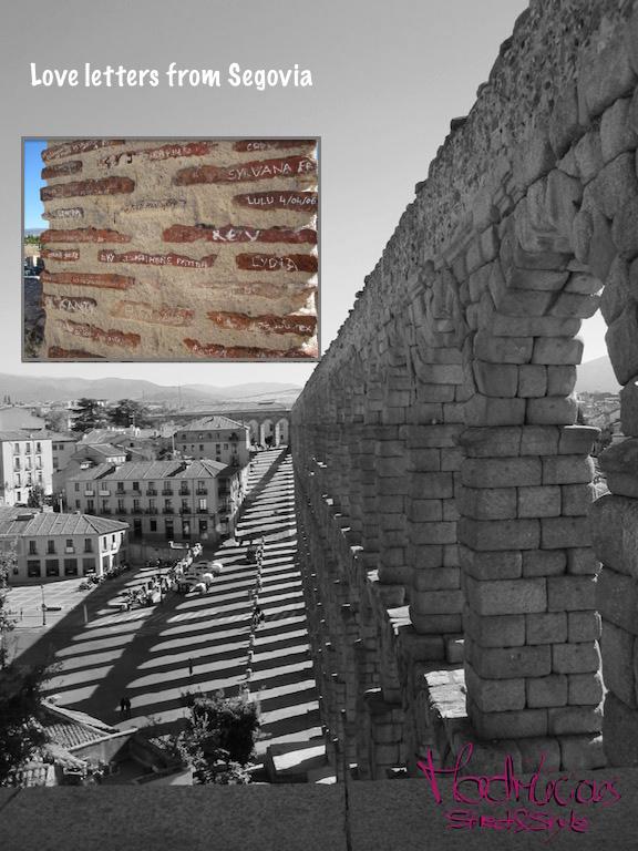 Segovia Aquaduct Spain